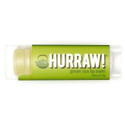 Hurraw - Green Tea Lippenbalsem