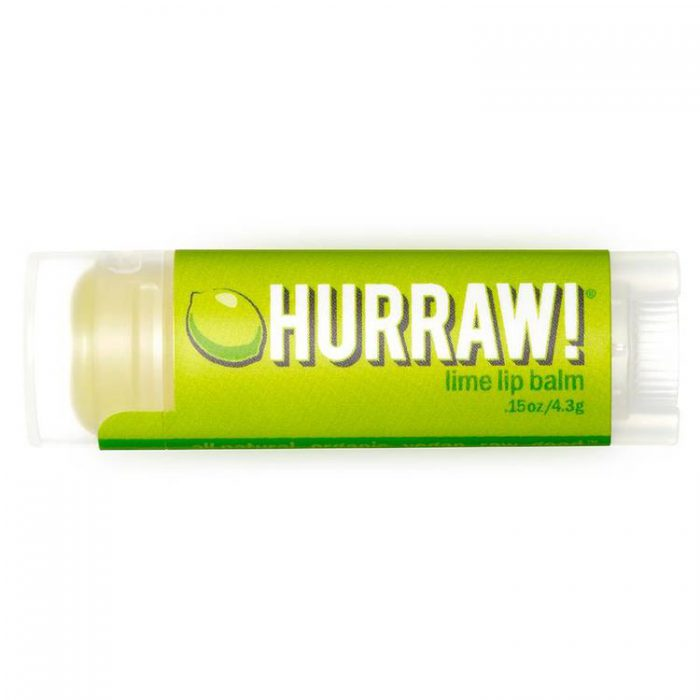 Hurraw - Lime Lippenbalsem